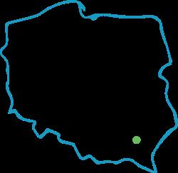 lokalizacja glogow malopolski